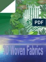 3D Fabrics by Mahmood Azeem
