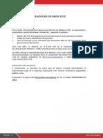 Manual de Creación de Usuarios Secundarios VUCE