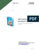 TMS TAdvStringGrid v6.0 Developers Guide