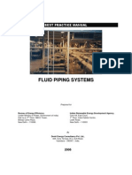 BEST PRACTICE MANUAL-FLUID PIPING