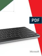 QSG Wafer Mobile Keyboard en,DA,FI,NO,SV