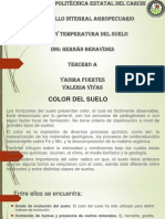 Color y Temperatura