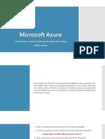 AzureTip Administrar Usuarios de Bases de Datos SQL Azure Desde Código