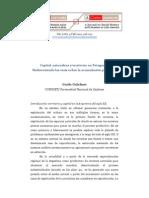 (g) Galafassi Guido - Capital, Naturaleza y Territorio en La Patagonia - Rediscutiendo Las Tesis Sobre La Acumulacion Primitiva