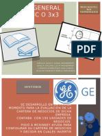 Matriz General Electric o 3x3