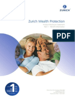 Zurich Wealth Protection PDS