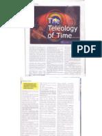 Teleology of time