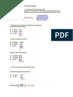 Asesoria Para El Examen Final de Quimica