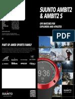 130327 Suunto Ambit Brochure 2013 Lowres