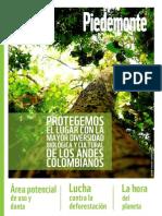 Boletin Informativo Piedemonte Andino Amazonico Junio 2014