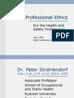 Ethics Ass e 2004