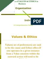 Values Ethics[1]