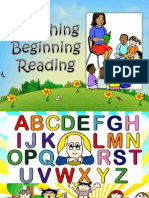 English beginning reading