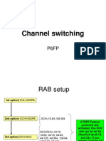 Channel Switching P6FP