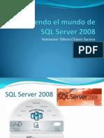 003 - Conociendo El Mundo de SQL Server 2008