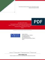 Guía Descriptiva Para La Elaboración de Protocolos de Investigación