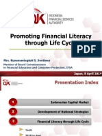Ojk Promoting Financial Literacy Through Life Cycle