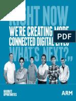 ARM Recruitment Brochure