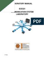 Lab Manual ECE321