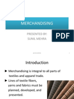 Ppt on Merchandising
