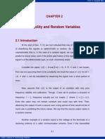 2 Probability and Random Variables