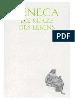 Seneca Die Kuerze Des Lebens