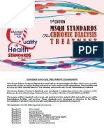 Final-Chronic Dialysis Treatment Standards -Nov 2012[1]