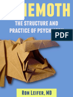 Behemoth, The Structure and Practice of Psychiatry
