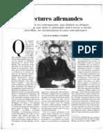 Magazine Littéraire 1992 04 298 Les Vies De Nietzsche Partie 02