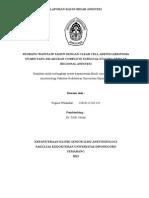 Kasus Regional Anestesi Epidural