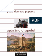 Popescu Demetru Peter - Aparand Drapelul