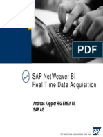 Real Time Data Acquisition RDA - Powerpoint Presentation