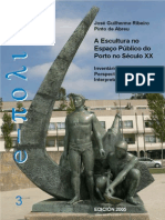 A Escultura No Espaco Publico Do Porto No Seculo XX (1)
