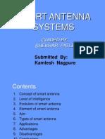 Smart Antenna Seminar