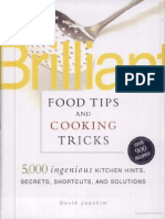 Brilliant Food Tips