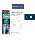 Master Techniques in Orthopaedic Surgery Knee11