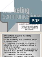 CHAPTER 12- Marketing Communication