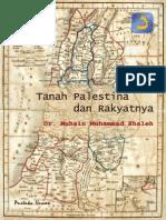 Tanah Palestina Dan Rakyatnya