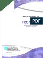 Programacin Trompeta 2009-10