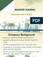 Bernie Madoff Case