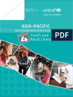 Asia Pacific End Decade Notes Efa Goal 4 Youth Adult Literacy 2012 En
