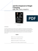 Mechanics and Development of Single Leg Vertical Jumping