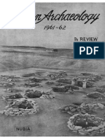 Indian Archaeology 1961-62 a Review