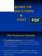 4Production and Cost
