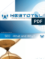 Webtotal Search Engine Marketing (SEO ) Presentation