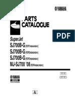 2008 Superjet parts catalog