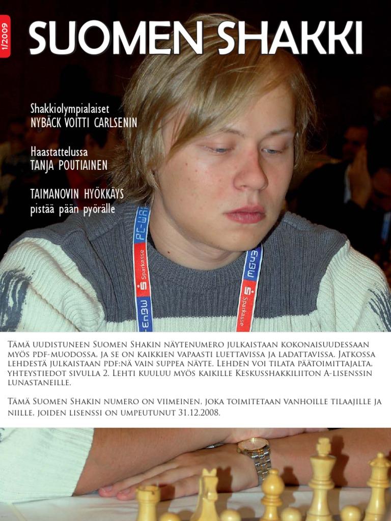 Suomen Shakki