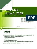 JMC Live 6-09 pres