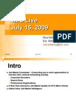 JMC Live 7-09 pres