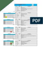 Kalender Pendidikan SMPIT NF 1415